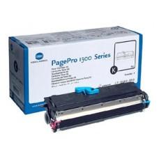 Reincarcare cartus laser KONICA-MINOLTA PAGEPRO 1300 cu chip inclus